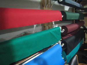 Pool table refelting with Quincy Pool Table Repair