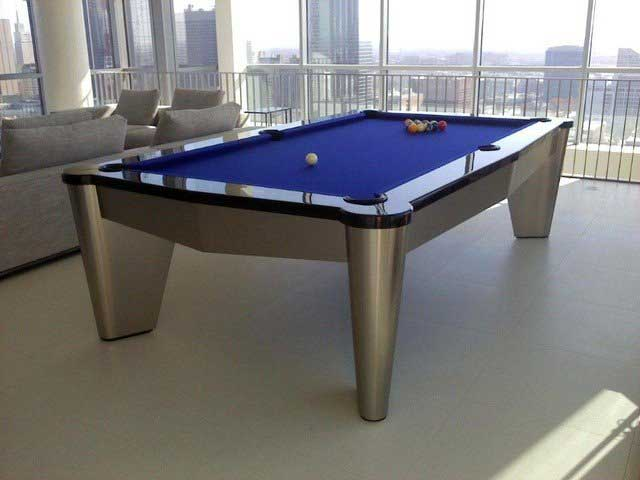 Quincy pool table repair and services